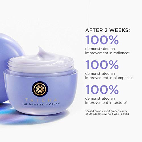 Tatcha The Dewy Skin Cream Rich Cream to Hydrate, Plump and